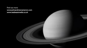 Standing on Enceladus by John Andrew Cameron